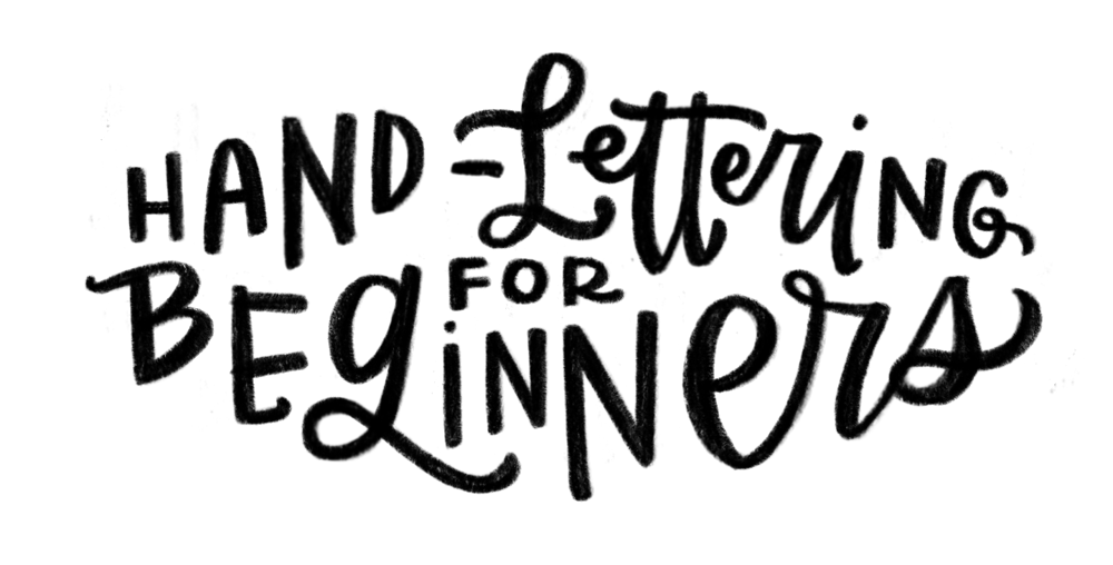 Drawing alphabet hand drawn typeface. Lettering tips for beginners