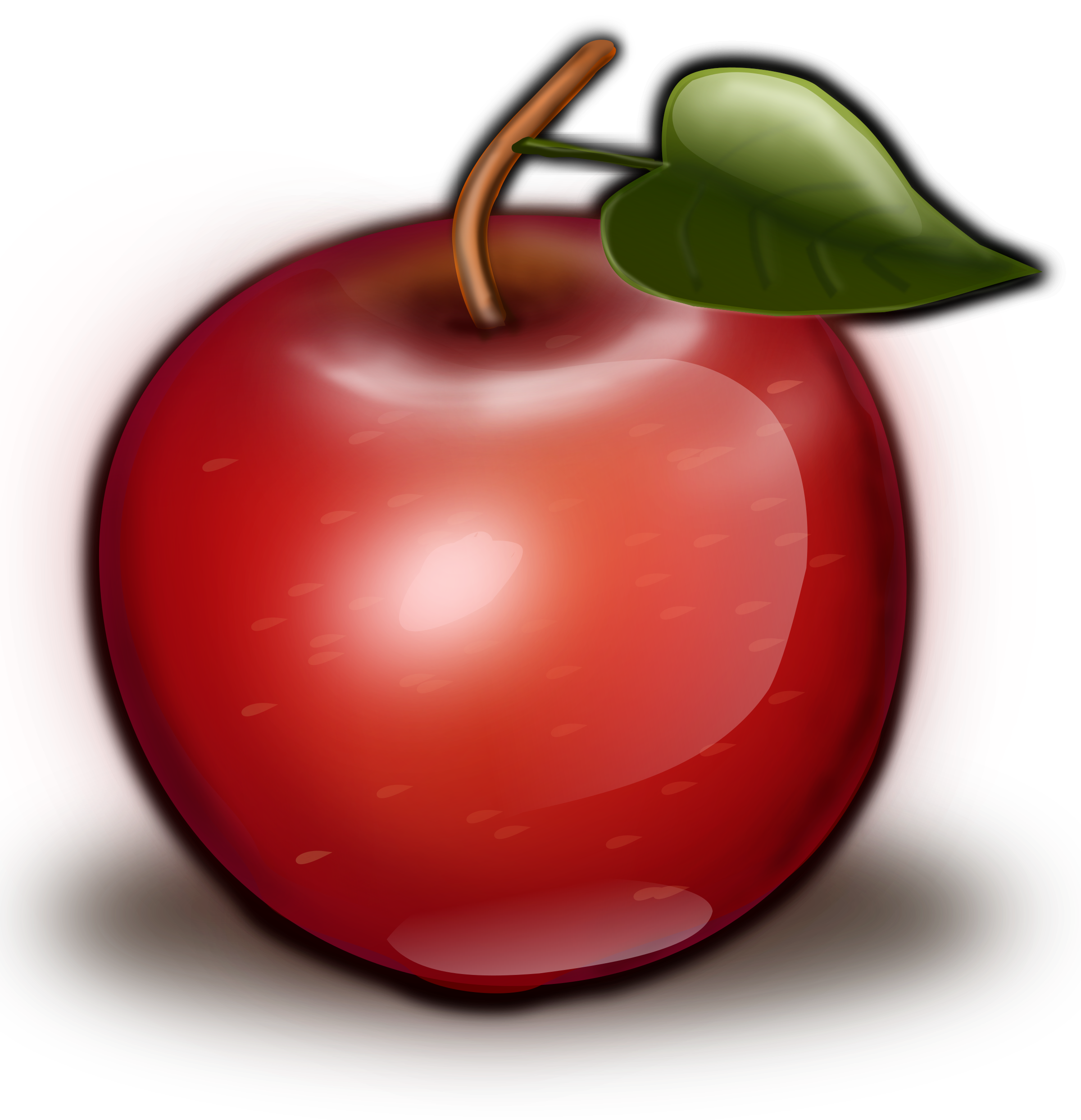 clipart of huge. Drawing apple realistic transparent stock