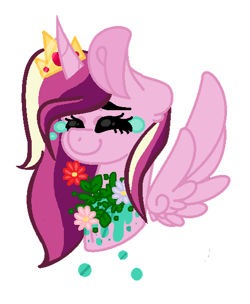 Drawing apple soft pastel. Gore cadence by marblesodaponies