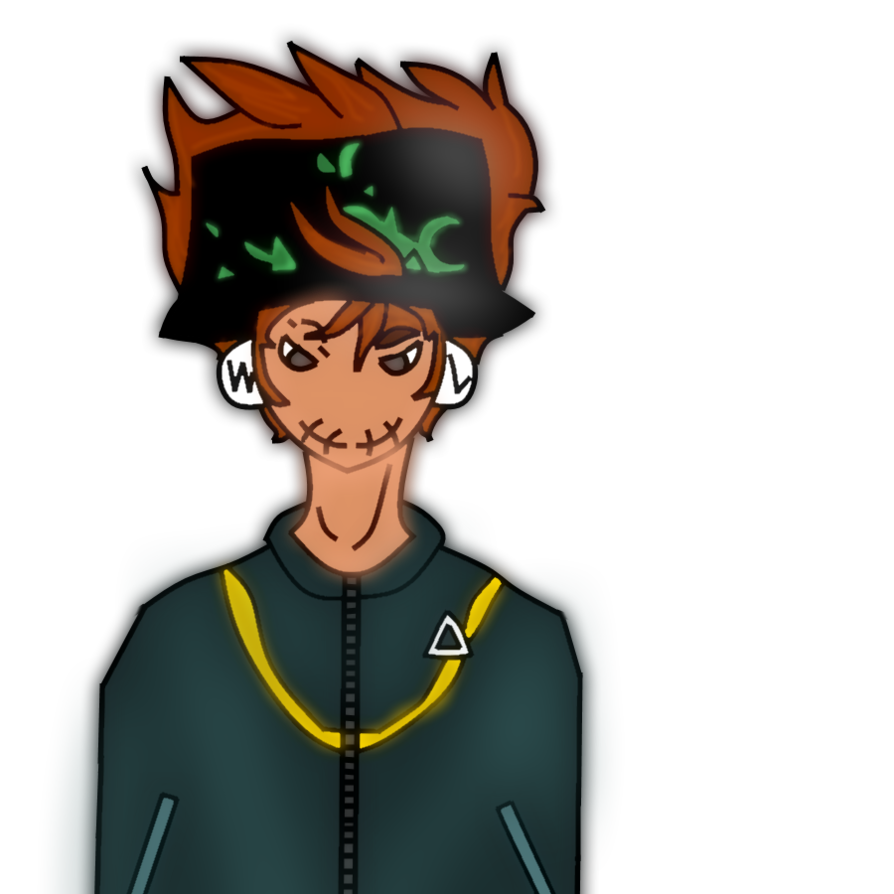 Drawing avatars. Collection of roblox