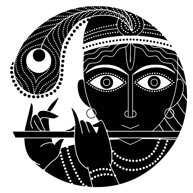 Drawing avatars black and white. The ten of vishnu