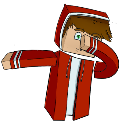 Drawing avatars minecraft. Cloudygraphics l hand