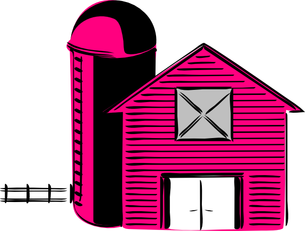 barn png pink