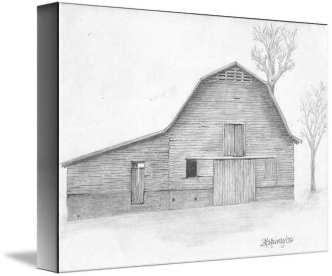 Drawing barns detailed. South rugby barn by