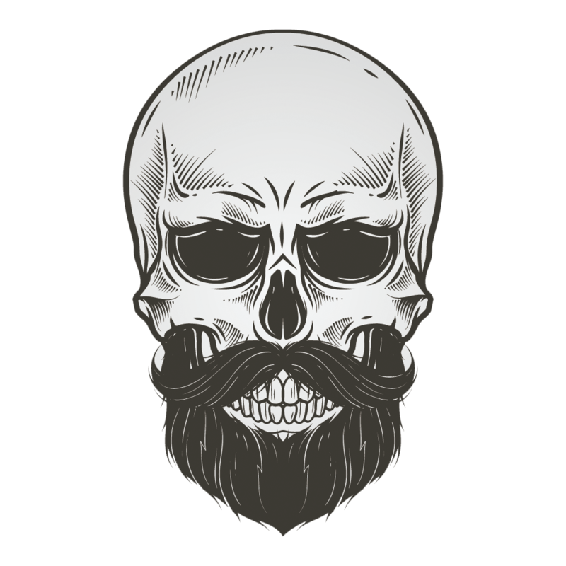 Drawing beard black and white. Download free png bearded