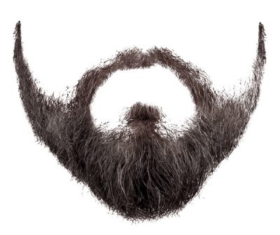 Drawing beard stubble. Png dlpng image
