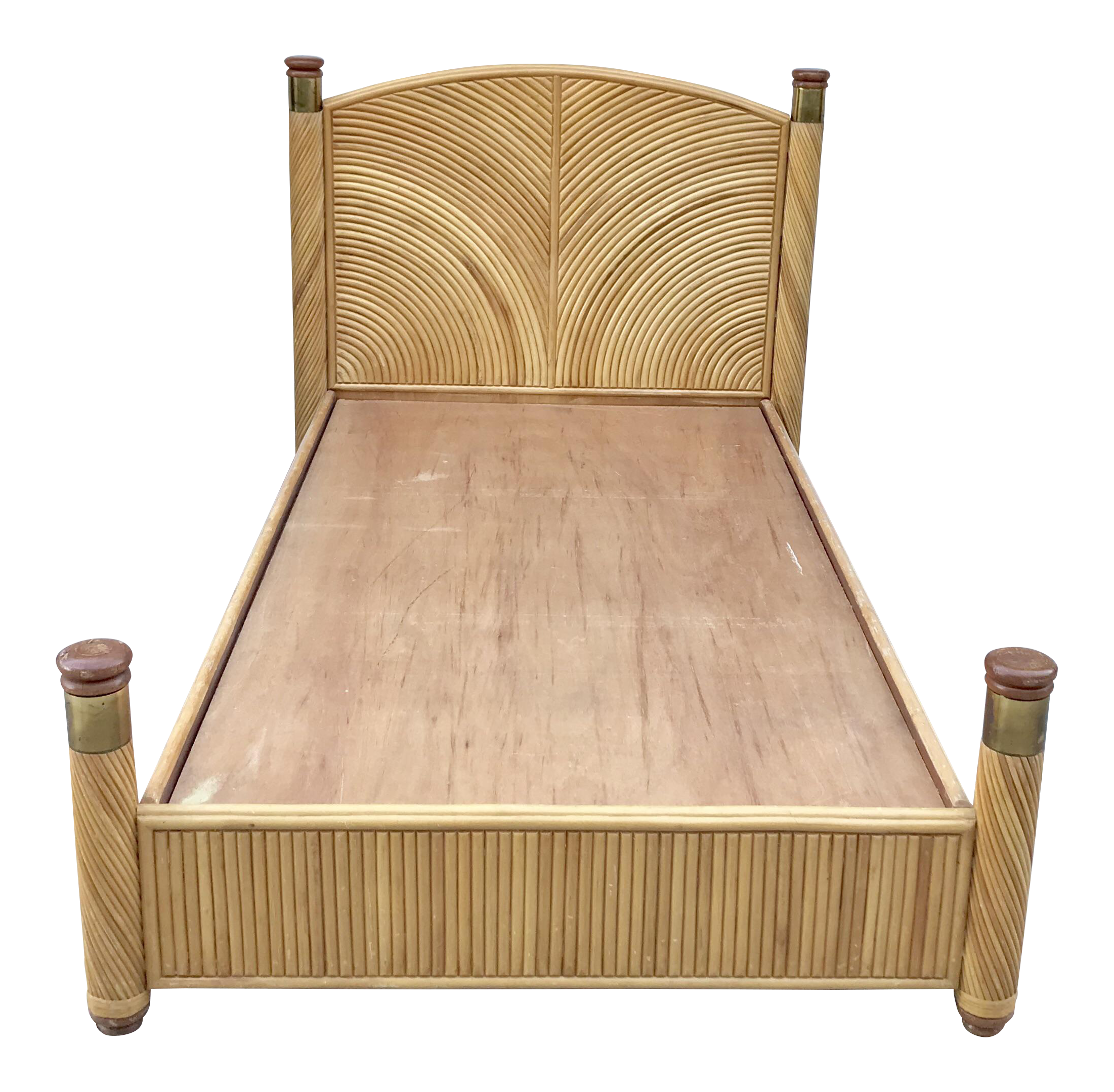 drawing bed wooden
