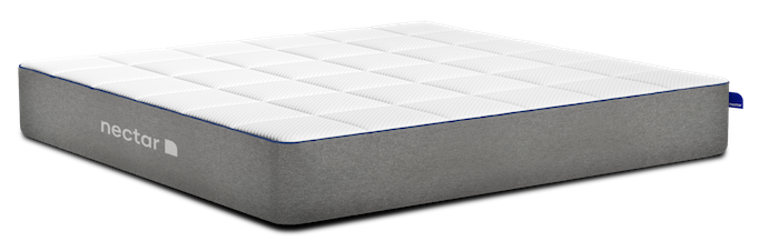 Drawing bed two mattress