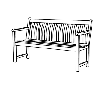 drawing benches