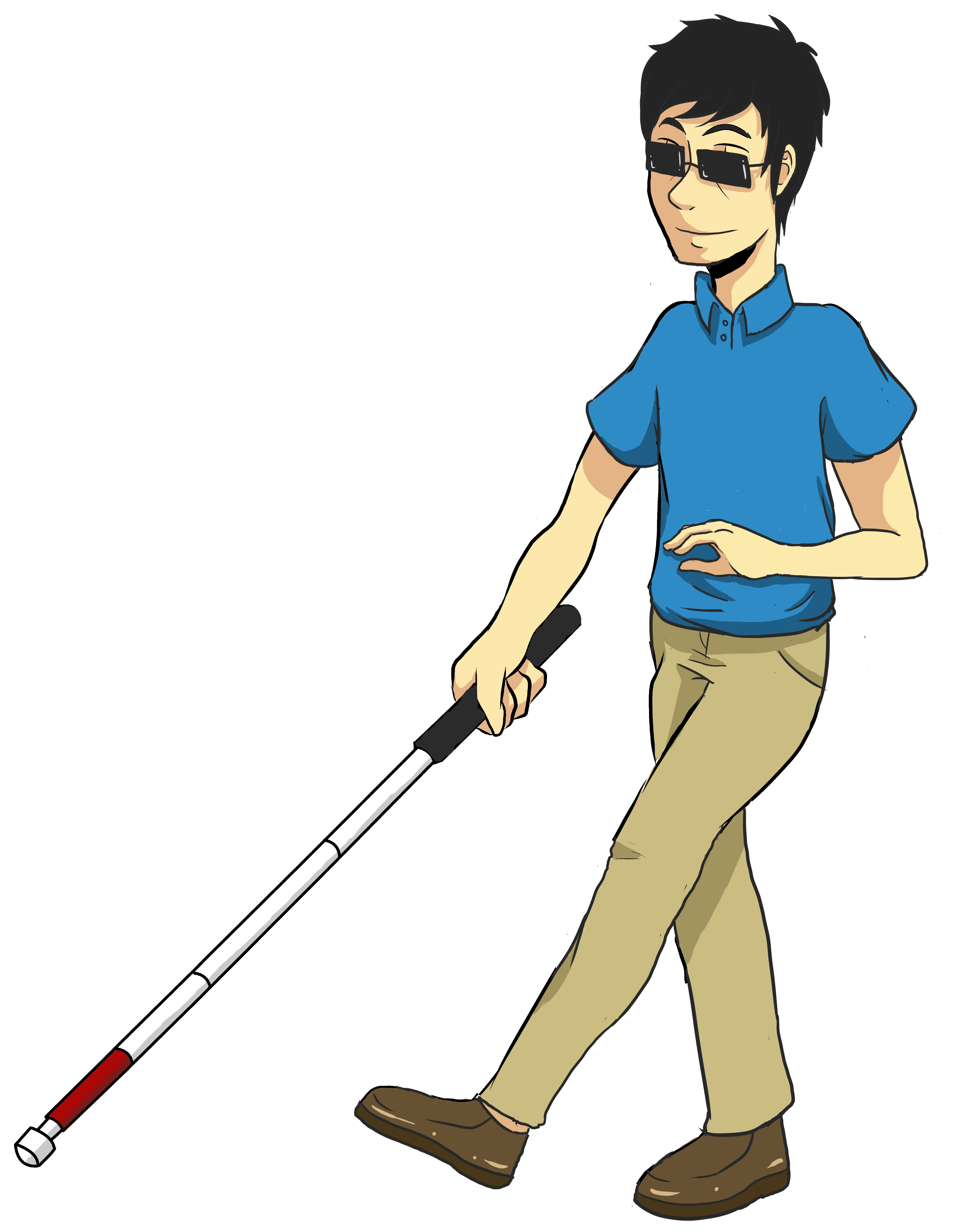 cane drawing old