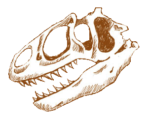 Drawing bone. Dinosaur at getdrawings com