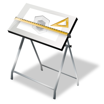 Board drawing stand. Png photo mart