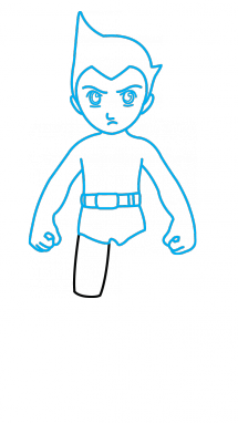 Drawing Boys Astro Boy Transparent Png Clipart Free Download Ya