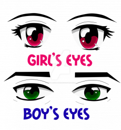 Drawing Boys Eyes Transparent Png Clipart Free Download Ya Webdesign