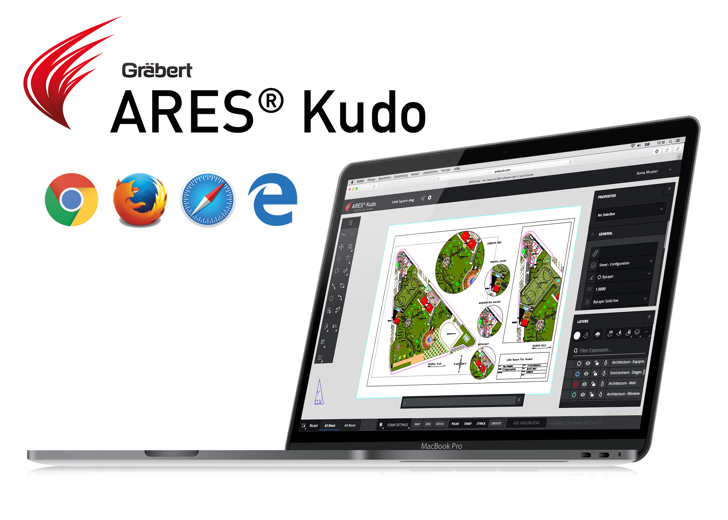Drawing browser dwg. Ares kudo nothing to