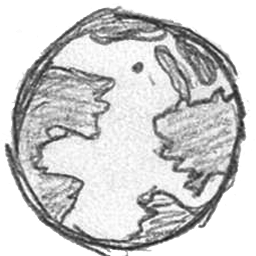 Drawing browser png. Earth global globe international