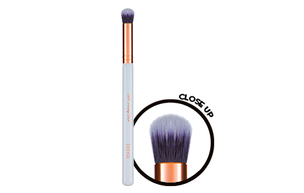 cosmetology drawing makeup brush