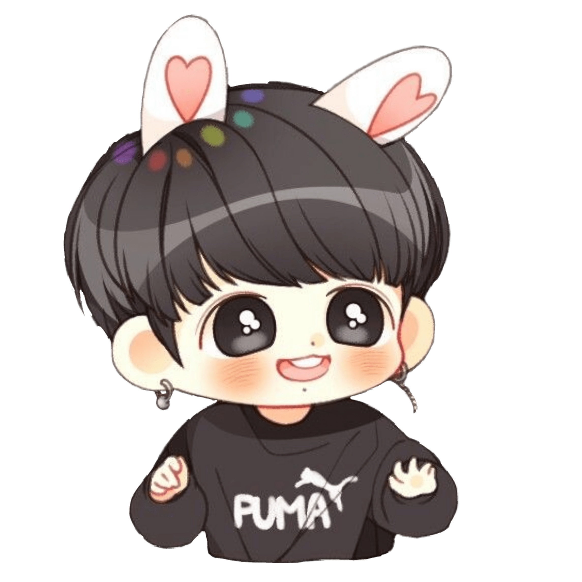 Jhope Drawing Anime Transparent Png Clipart Free Download Ya