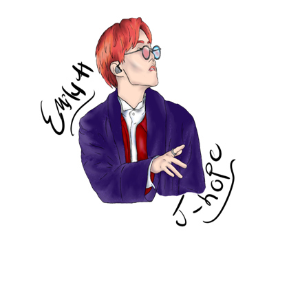 Drawing bts jhope. Roblox