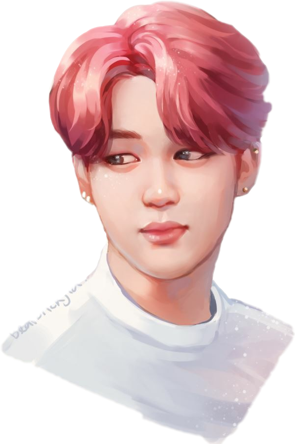 Drawing bts jimin. Draw kpop stickerstickers bagtanboys