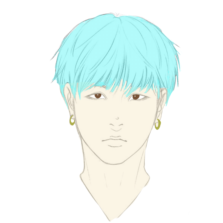 Drawing bts realistic. Liked drawings by koreanissues