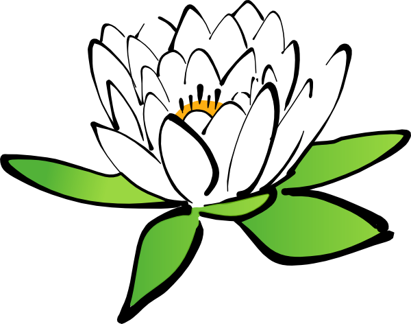 Drawing buddha lotus flower. Collection of free clipart