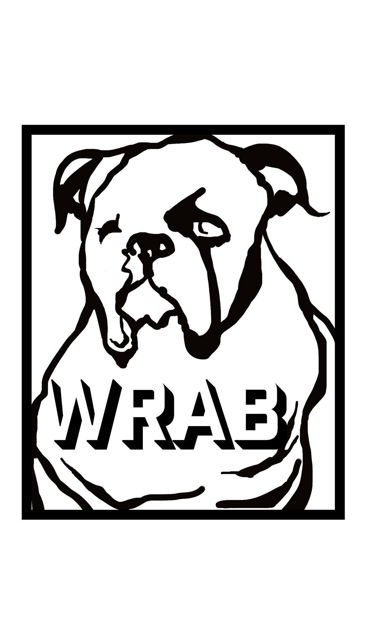 World renowned on behance. Drawing bulldogs american bulldog transparent library