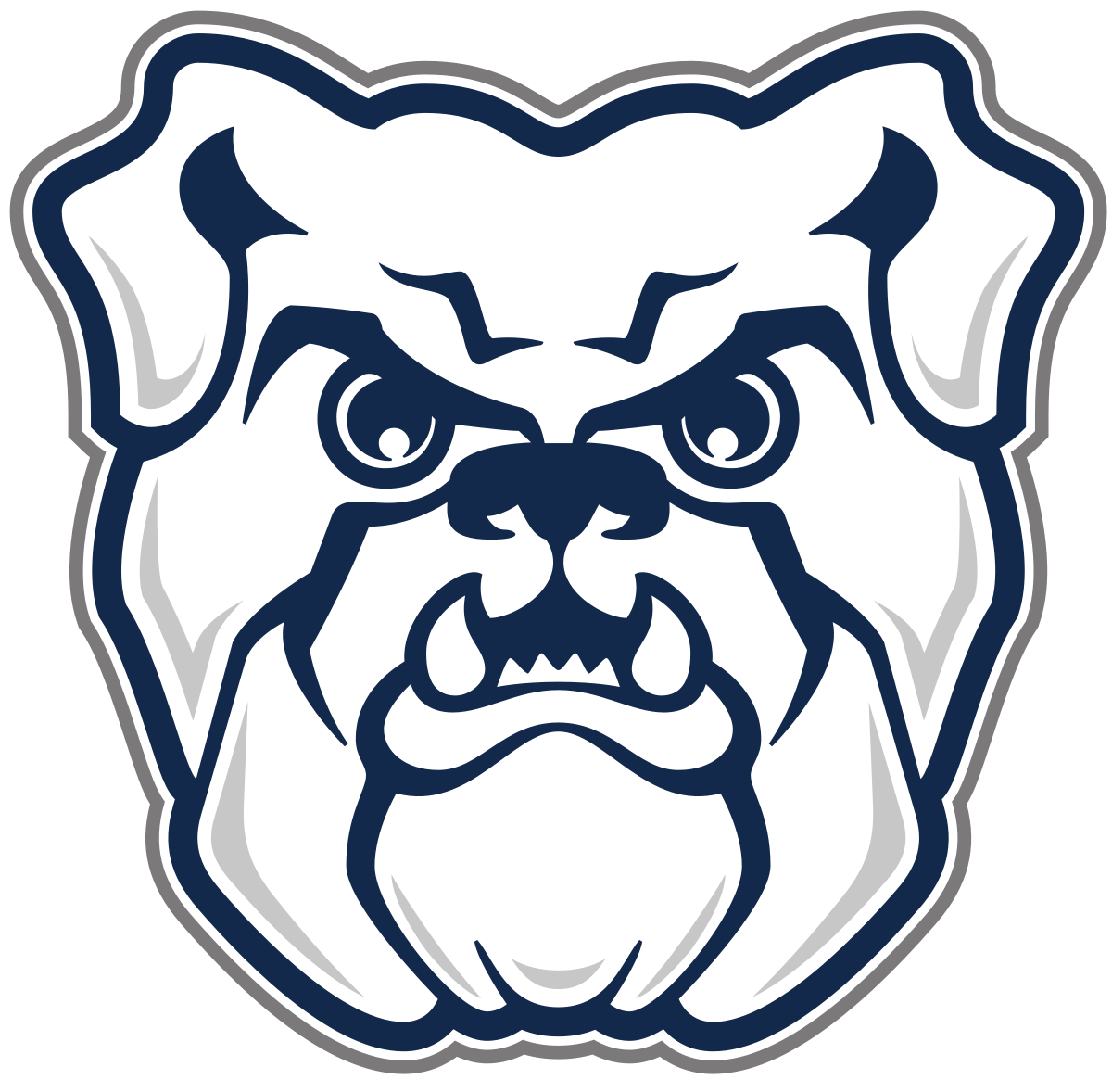 Butler wikipedia. Drawing bulldogs bulldog head vector
