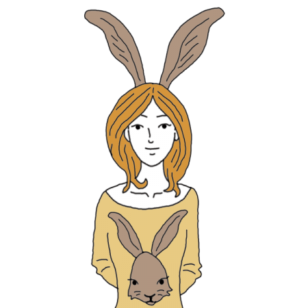 Drawing bunnies character. Rabbit head at getdrawings