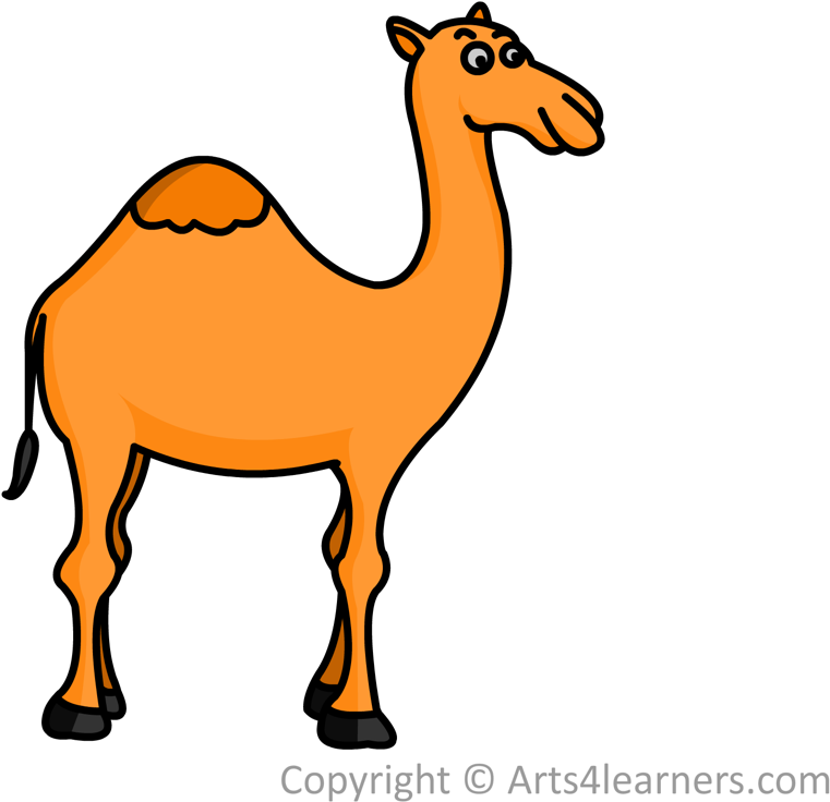 Drawing camels transparent. Download drawn camel easy