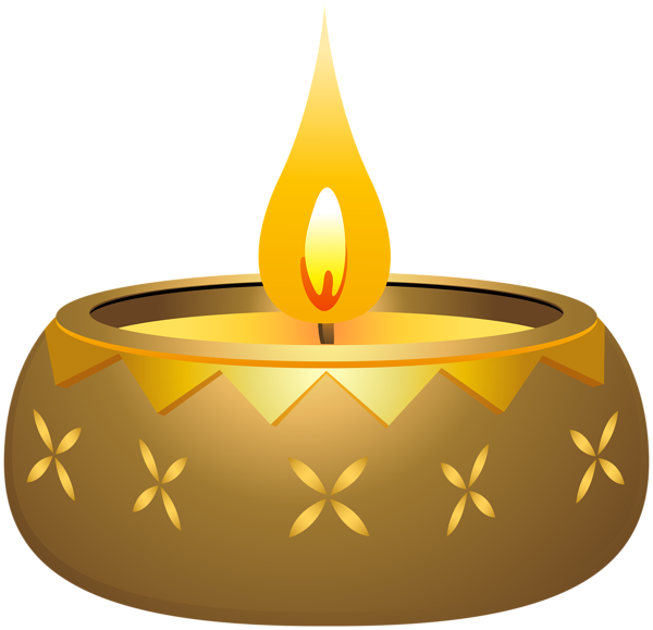 Drawing candle diwali. Clip art png pictures