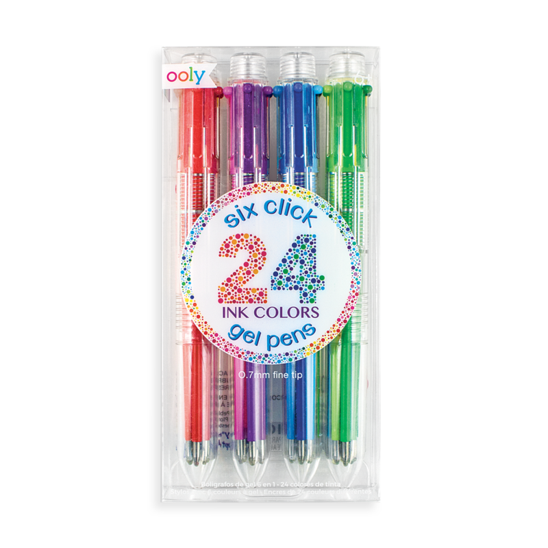 Drawing candle pen. Click multi color