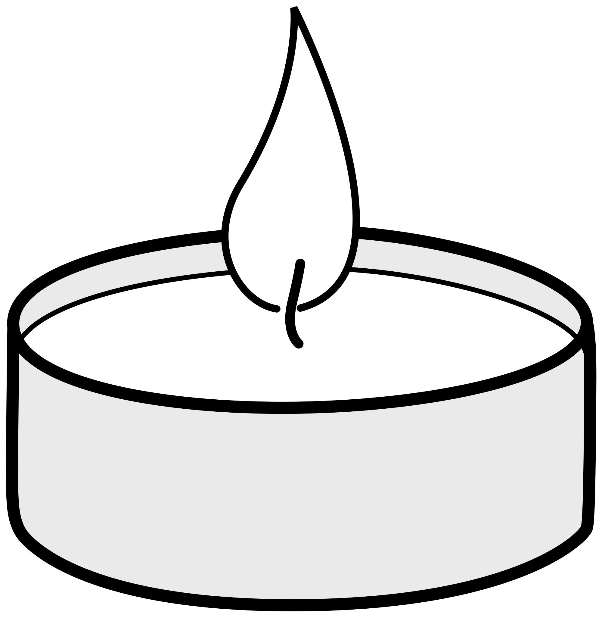 collection of png. Drawing candles candle light vector royalty free library
