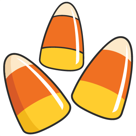 drawing candy corn