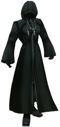Robes drawing cloak. Black coat kingdom hearts