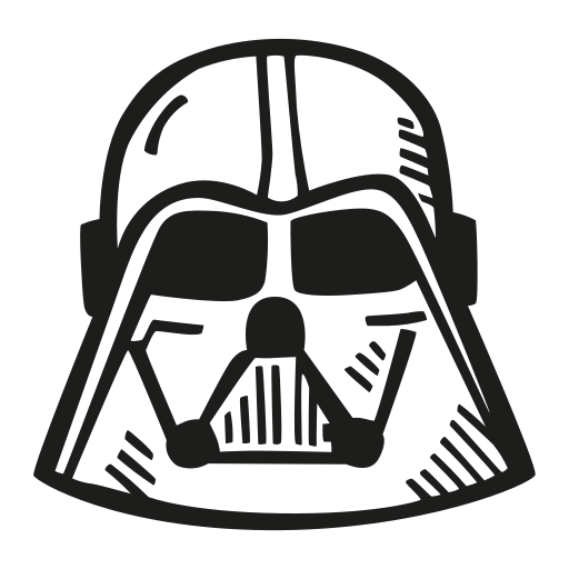 Vader clip png. Darth icon free of