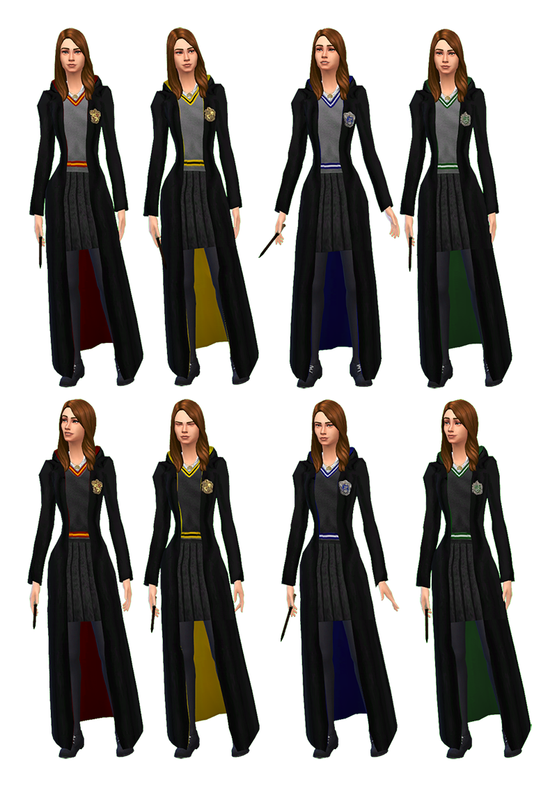 Costume drawing harry potter. Robes ts to by