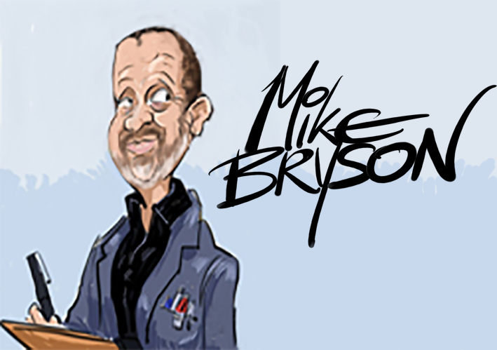 Drawing caracatures military. Drawn by mike caricatures