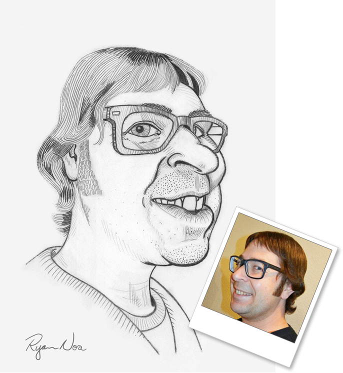 Portraits drawing bad. Draw me personalized cartoon