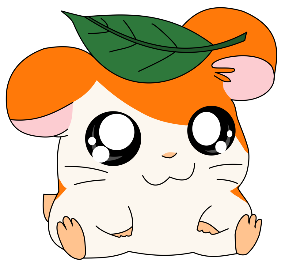 Hamtaro transparent fat. Nerdstyle gaming pinterest kawaii