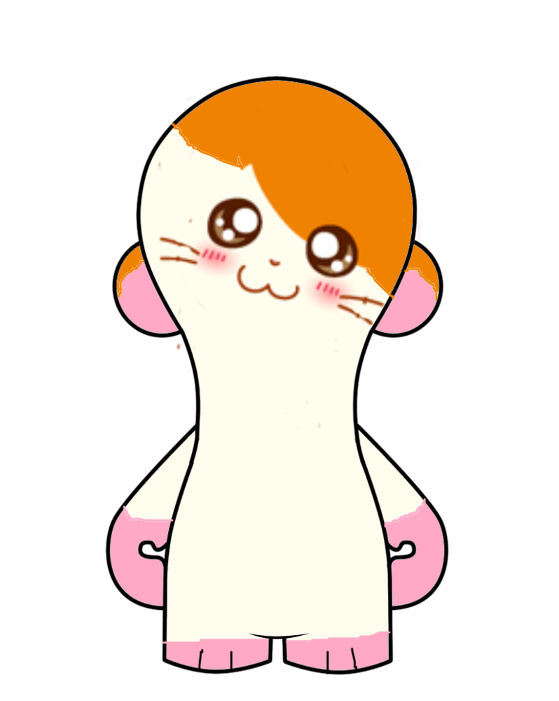 Drawing caracatures hamtaro. Nood by tommypezmaster on