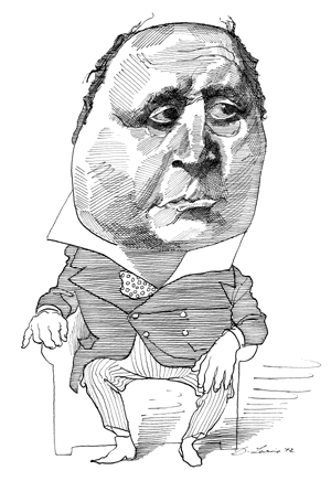 Drawing caracatures pinterest. Henry james caricatures by