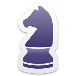 Drawing chess. Icon free icons and