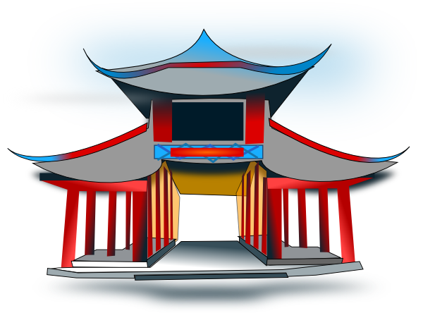 Drawing chinese architectural. House at getdrawings com
