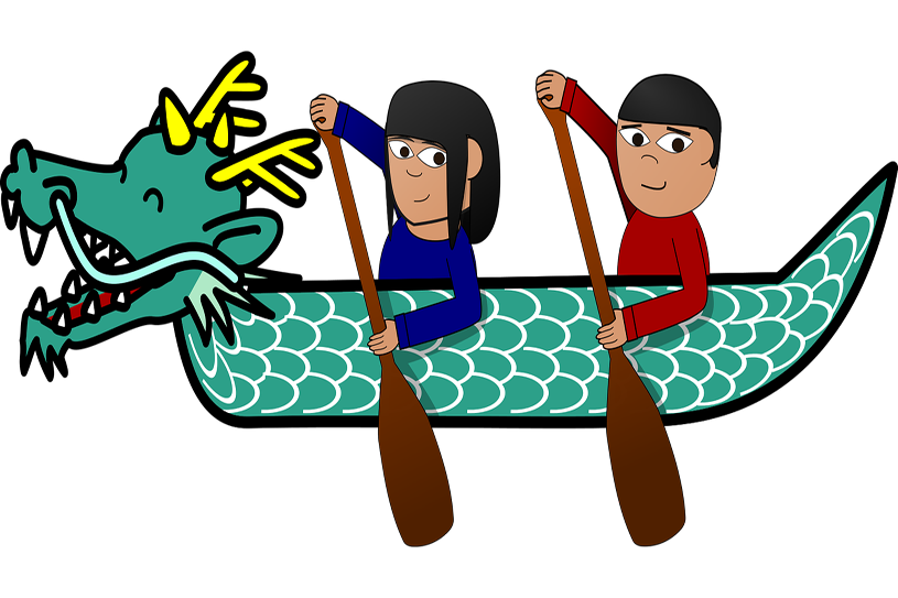 Drawing chinese dragon boat festival. Get crafty with shanghai