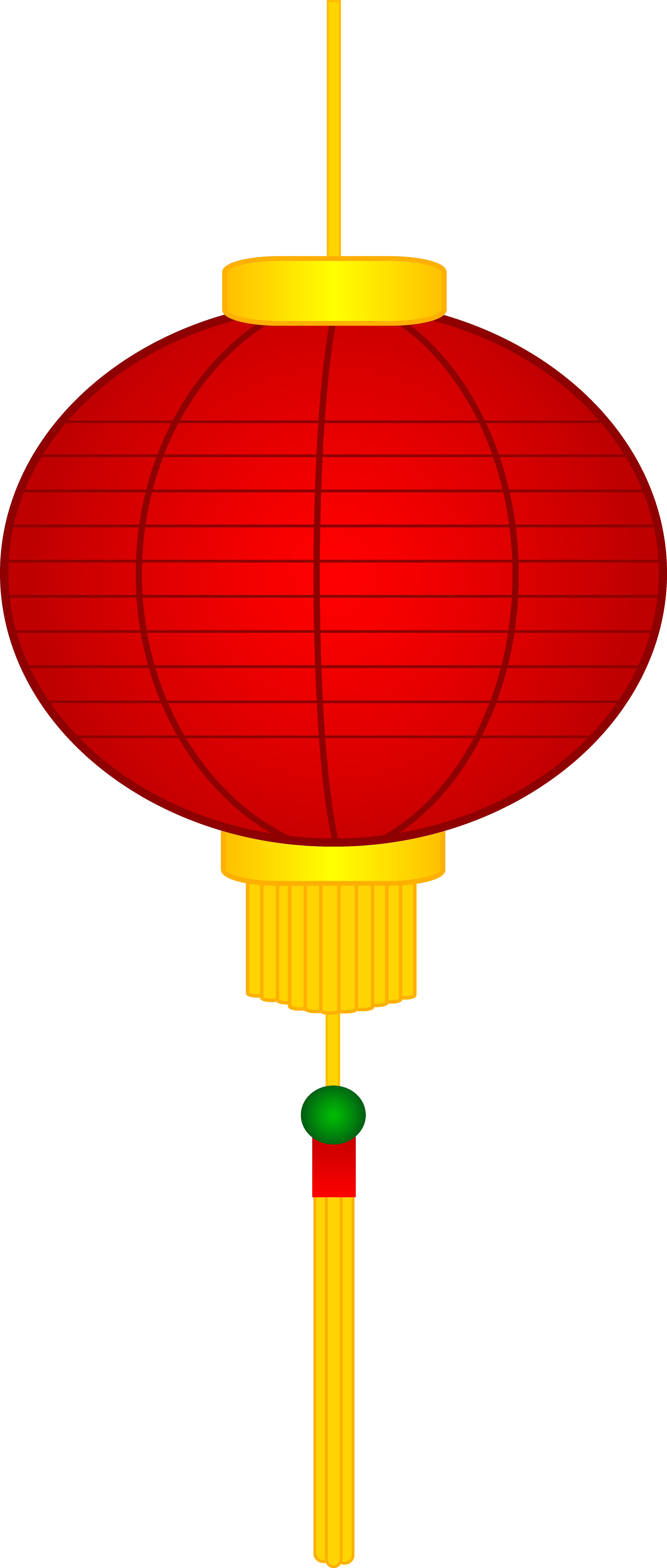 Drawing chinese lantern festival. I thought this one