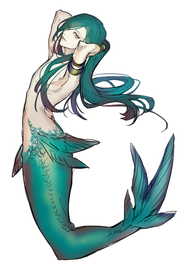 Drawing chinese mermaid. Image result for male