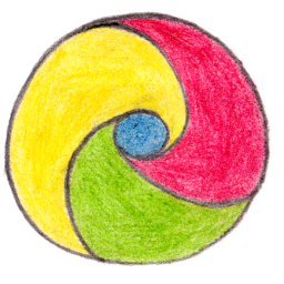 Drawing chrome clipart. Google icon png image