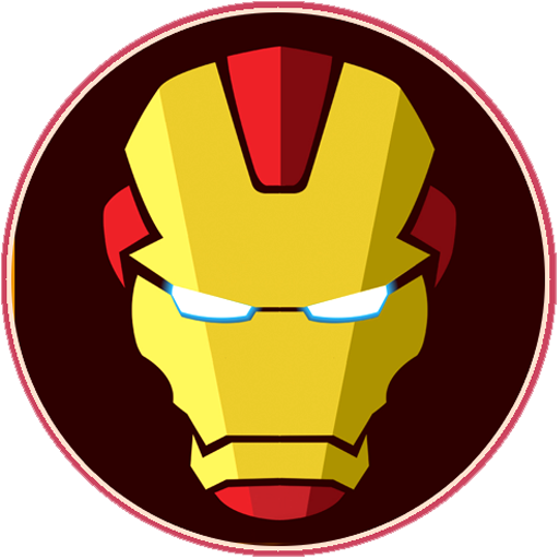 Drawing chrome iron man. How to draw ironman