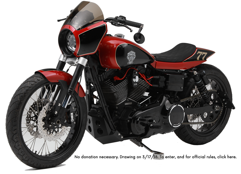 Drawing motorcycle big bike. Win the official of